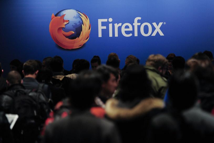 Mozilla Firefox z krytyczną łatką bezpieczeństwa /AFP