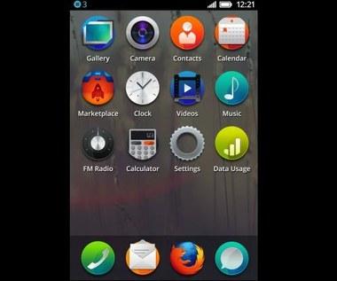 Mozilla prezentuje system operacyjny Firefox OS