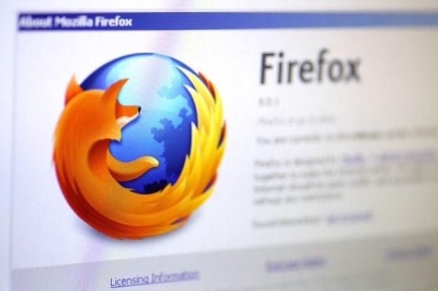 Mozilla spersonalizuje treść odwiedzanych przez nas stron /123RF/PICSEL