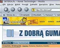 Mozilla /INTERIA.PL