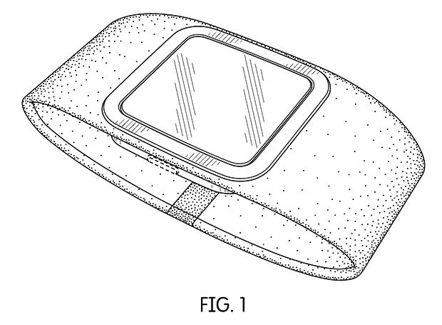 Możliwe, że tak właśnie będzie wyglądał zegarek Microsoftu. /materiały prasowe