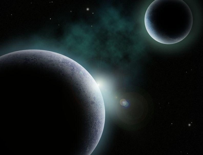 Możliwe, że Ziemia jest planetą wyjątkową i życia powinniśmy szukać na zupełnie innych ciałach niebieskich /123RF/PICSEL