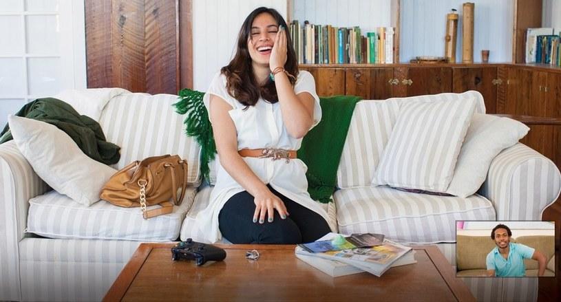 Możliwość wykorzystania sensora Kinect do prowadzenia wideorozmów to jedna z najlepszych funkcji oferowanych przez tę kamerkę /materiały prasowe