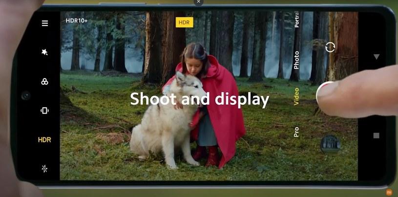 Możliwości fotograficzne Xiaomi 11T Pro /materiały prasowe