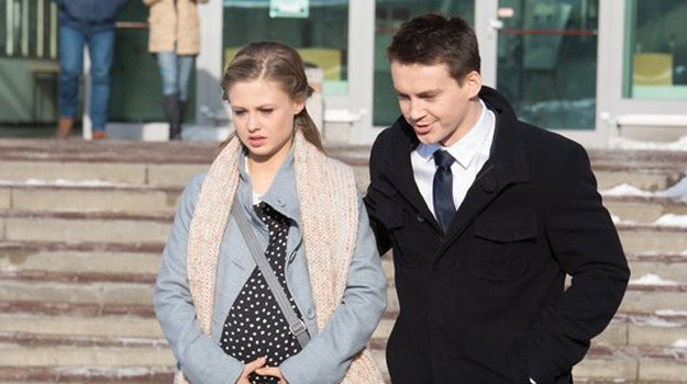 Można się zastanawiać, czy relacje Oli i Jana są tylko koleżeńskie. /www.nadobre.tvp.pl/