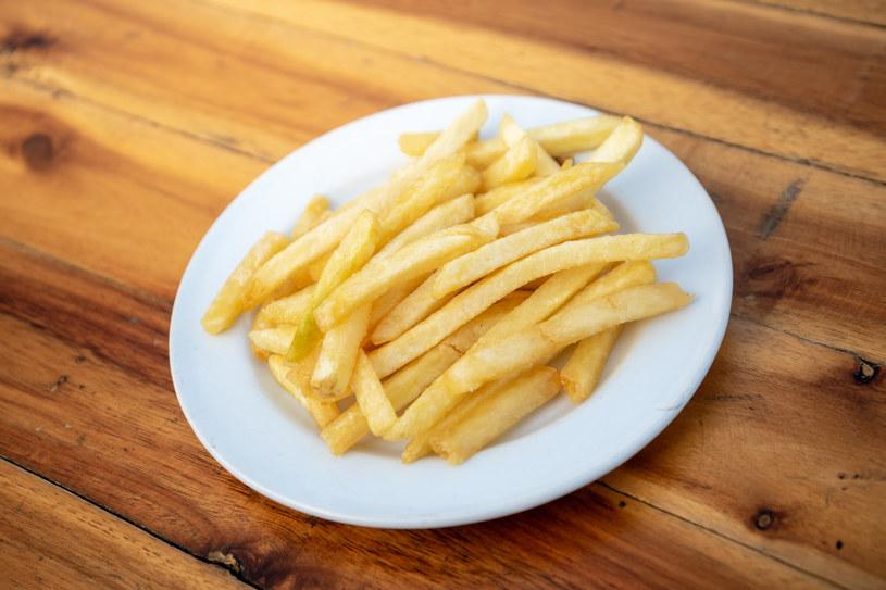 Można zjeść frytki za kilkanaście złotych, ale można także za 200 dolarów! /123RF/PICSEL