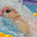 MP w pływaniu - rekord Polski Aleksandry Urbańczyk