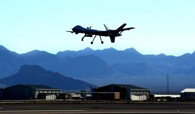MQ-9 Reaper.  Fot. U.S. Air Force photo/Senior Master Sgt. Cecilio Ricardo /materiały prasowe