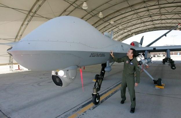 MQ-9 Reaper /AFP