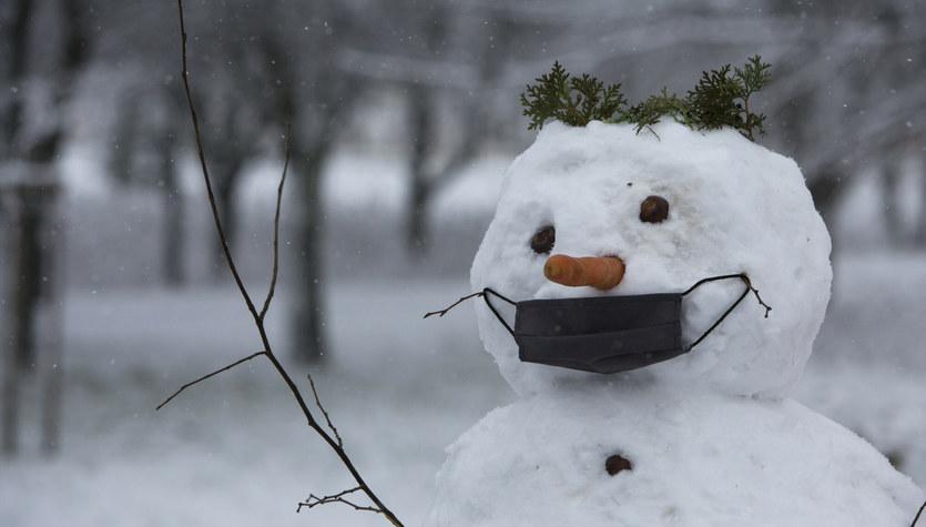 Mróz i śnieg to nie dowód, że nie ma globalnego ocieplenia