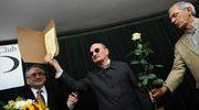 Mrożek otrzymał nagrodę PEN-Clubu