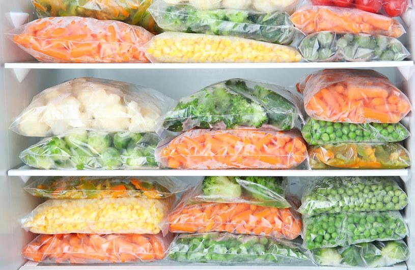 Mrożenie warzyw i owoców /©123RF/PICSEL