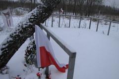 Mroźna cisza w miejscu katastrofy TU-154 w Smoleńsku