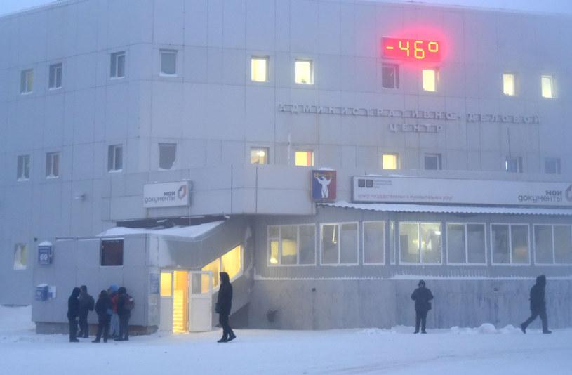 Mroźne zimy to codzienność Norylszczan /Denis Kozhevnikov /Getty Images