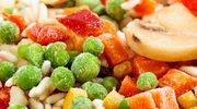 Mrożone warzywa i owoce nie tracą swoich wartości