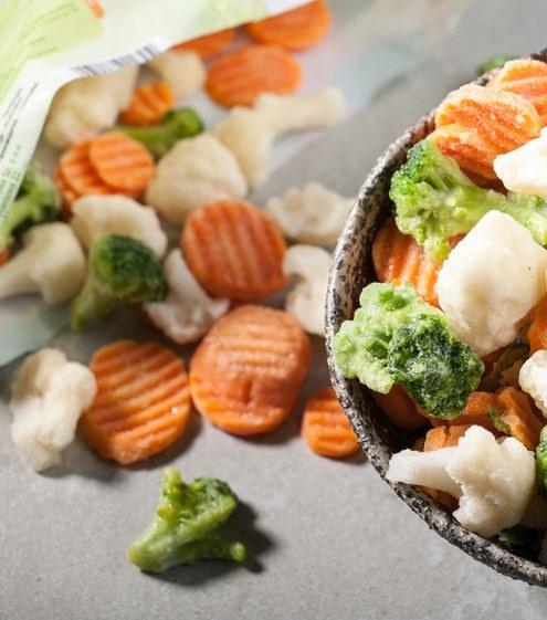 Mrożone warzywa /©123RF/PICSEL