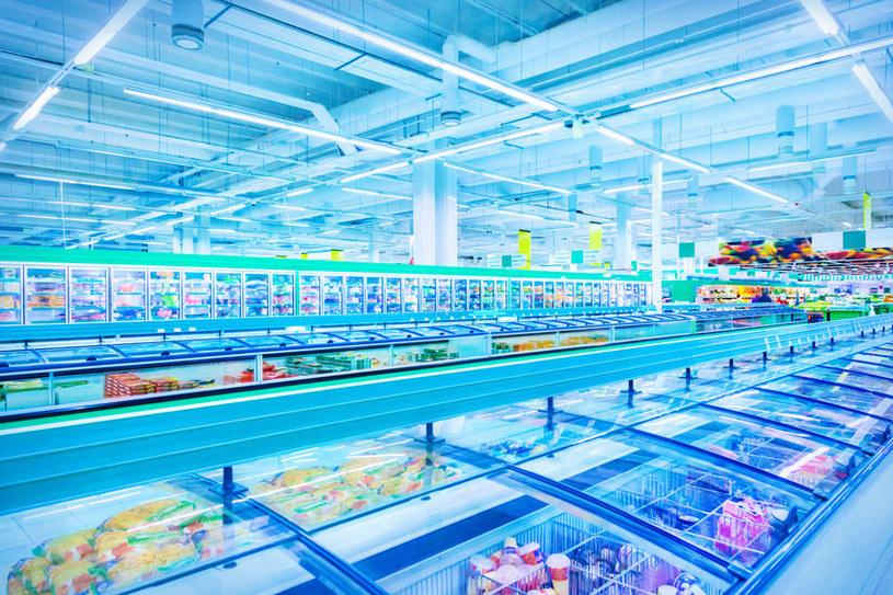 Mrożonki w sklepie /©123RF/PICSEL