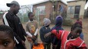 Mrozy w Afryce