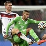 MŚ 2014 - algierscy piłkarze bohaterami narodowymi