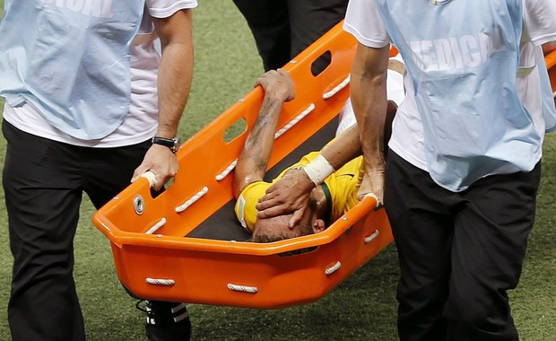 MŚ 2014: Kontuzja Neymara dobrym znakiem?