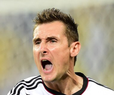 MŚ 2014: Miroslav Klose - snajper z Opola