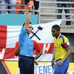 MŚ 2014 - ostro przed mundialem, Valencia i Sterling wylecieli z boiska