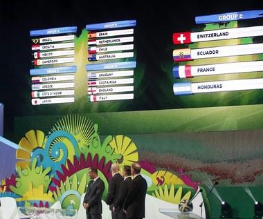 MŚ 2014: Oto dokładny terminarz