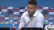 MŚ 2014: Ronaldo i Lothar Matthaus o kontuzji Neymara
