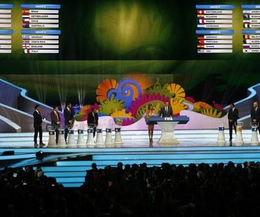 MŚ 2014: Rozlosowano grupy - Anglia i Włochy wpadły na siebie