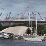 MŚ 2018 - rośnie opóźnienie w budowie stadionu w Petersburgu