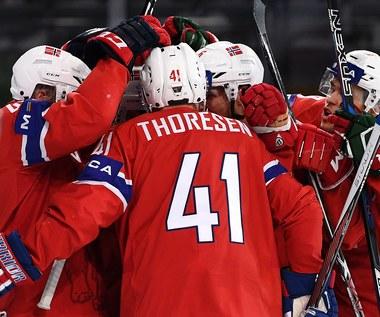 MŚ elity w hokeju: Włochy - Łotwa 1-2, Słowenia - Norwegia 1-5