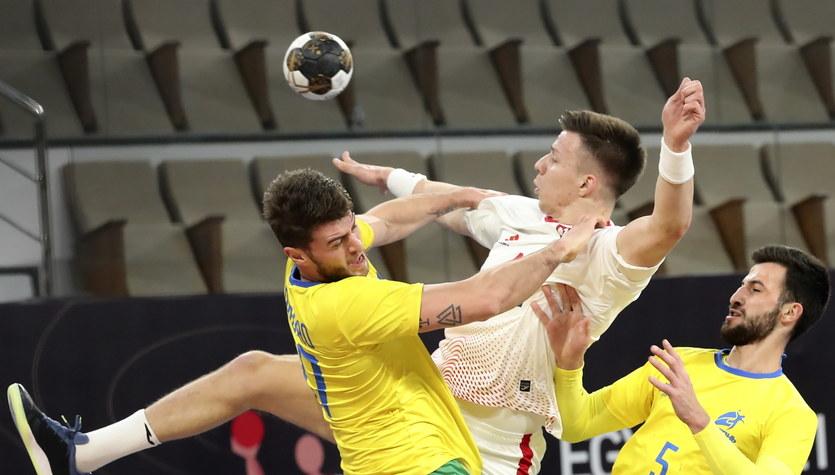 """MŚ piłkarzy ręcznych. Brazylia - Polska 23-33, """"Biało-Czerwoni"""" pieczętują awans"""