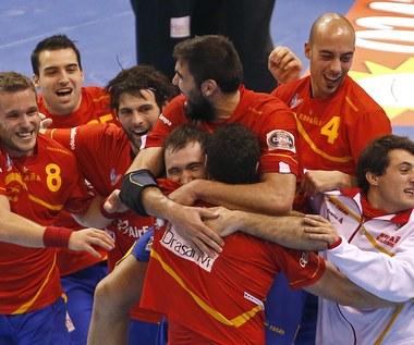 MŚ piłkarzy ręcznych: Hiszpania - Niemcy 28-24