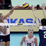 MŚ siatkarek. Serbia o krok od półfinału. Wielki mecz Chin z USA