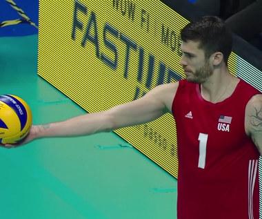 MŚ siatkarzy. USA - Serbia 3:1 w meczu o brąz. Wideo