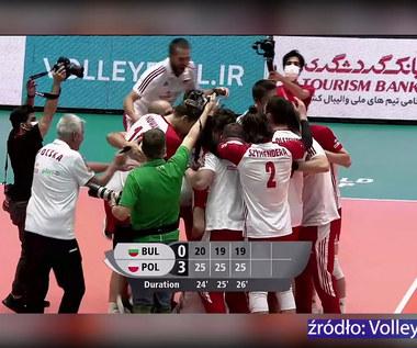 MŚ U-19 siatkarzy. Polska pokonała 3:0 Bułgarię w finale - SKRÓT. WIDEO