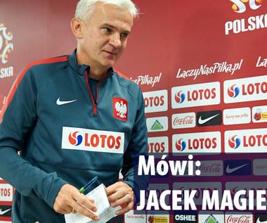 """MŚ U-20. Jacek Magiera: """"Czas na nowe wyzwania dla każdego z piłkarzy"""". Wideo"""