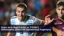 MŚ U-20. Talenty MŚ U-20 z Ameryki Południowej. Warto ich obserwować. Wideo