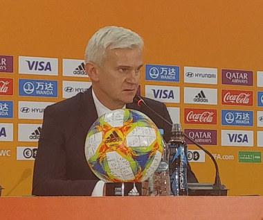 MŚ-U20. Jacek Magiera po 0-2 z Kolumbią. Wideo