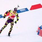 MŚ w biathlonie: Drugie złoto Fourcade'a, Sikora 51.