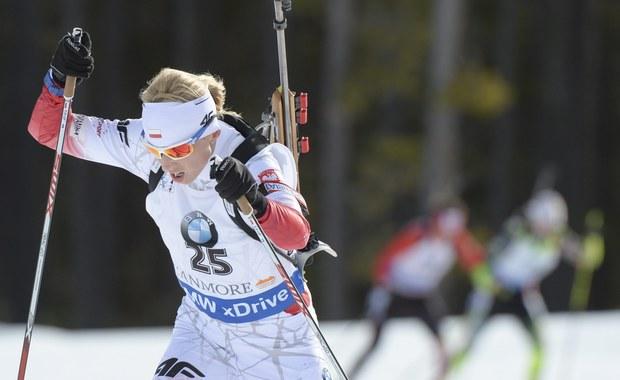 MŚ w biathlonie: Ostatnia medalowa szansa Guzik i Gwizdoń