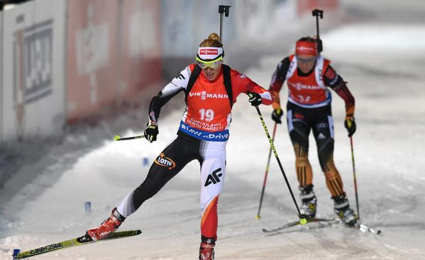 MŚ w biathlonie: Ostatnia szansa medalowa Polek