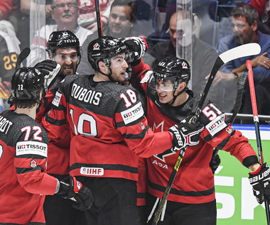 MŚ w hokeju: Kanada rywalem Finlandii w finale
