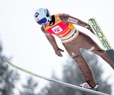 MŚ w lotach. Kamil Stoch drugi na treningu przed mistrzostwami świata w Oberstdorfie