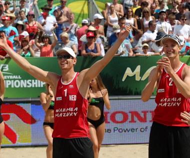 MŚ w siatkówce plażowej: Holendrzy pierwszy raz w finale