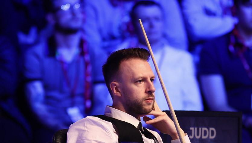 MŚ w snookerze. Judd Trump z trudnościami w ćwierćfinale