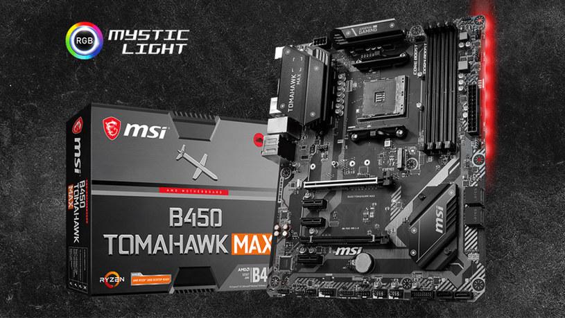 MSI B450 TOMAHAWK MAX /ITHardware.pl