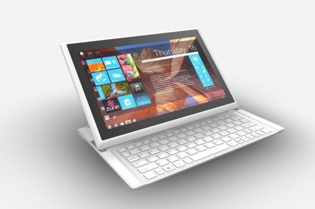 MSI S20 - to jeszcze ultrabook czy już tablet? /materiały prasowe