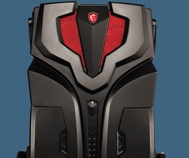MSI VR One: PC na plecy do VR-u