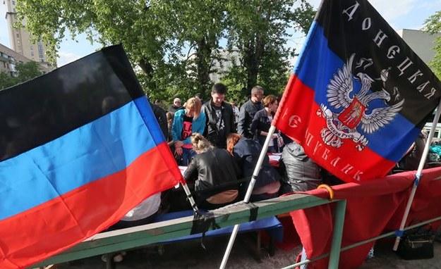 MSW niszczy blokady separatystów pod Słowiańskiem